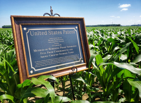 Clean Fuels National Awarded United States Patent