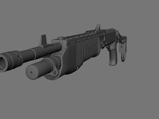 The SPAS 12 Now in 3D...Again!
