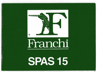SPAS 15 Instruction Manual