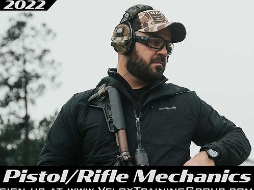 April 9-10 / Pistol-Rifle Mechanics / Waynesville, NC