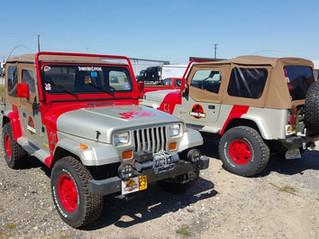 Jurassic Jeep SPAS 12 Mount