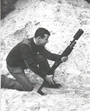 Sacrebleu!  SPAS 12 Grenades!