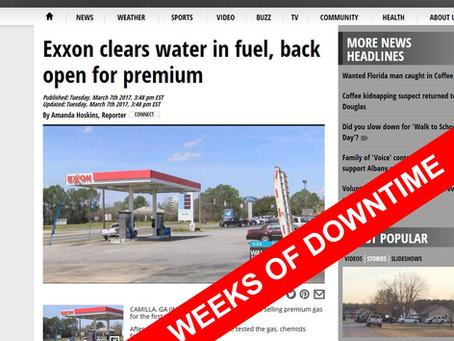 Georgia Pumps Shut Down For Weeks