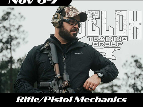 Nov 6-7 / Rifle and Pistol Mechanics / Phenix City, AL