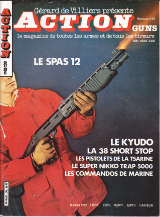 New Article With VERY Early SPAS 12!