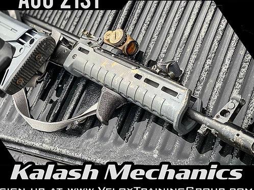 Aug 21st / Kalash Mechanics / New Hill, NC