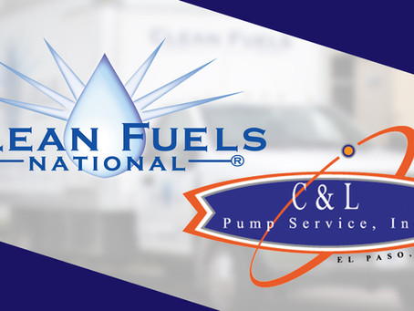 Clean Fuels National Announces Partnership with C&L Pump Services, INC.