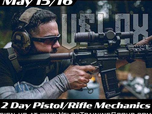 May 15-16/Pistol & Rifle Mechanics/Standish, ME