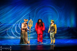 King Triton Finds Out