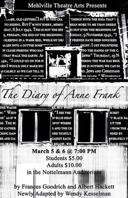 Anne Frank Flier