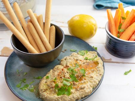 Fail-Proof Extra-Creamy Hummus