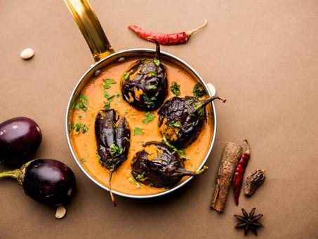 Simple Curry Base (w/Eggplant Adaptation!)