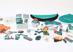 Kaspersky promotional gifts