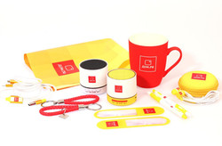 Domru promotional gifts