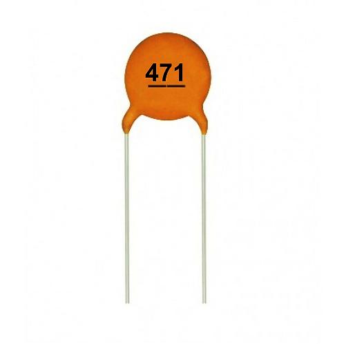 470pF Ceramic Capacitor