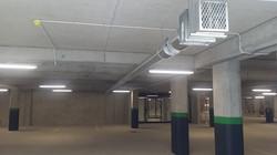 Underground Parking Air Vent