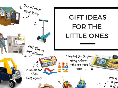 Kid's Holiday Gift Guide - 2019