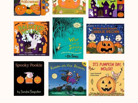 Our Favorite Kids Halloween Books - 2019