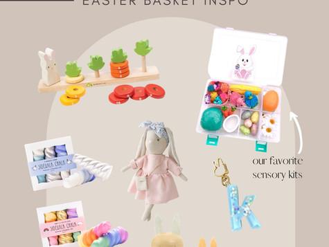 Easter Basket Ideas for Little Ones