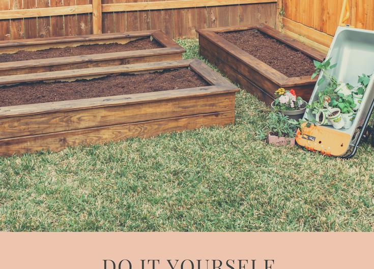 Raised Garden Bed Tutorial