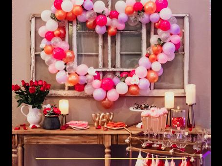 Valentines Balloon Heart Tutorial