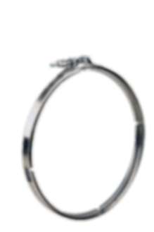 Diesel Particulate Filter V-Band Clamp D