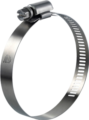 Stainless Steel Worm Drive Clamps