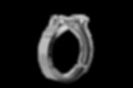Allen Bolt Quick Release V-Band Clamp -