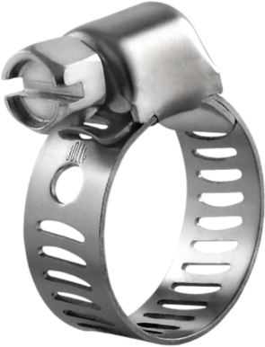 Stainless Steel Worm Drive Mini Clips