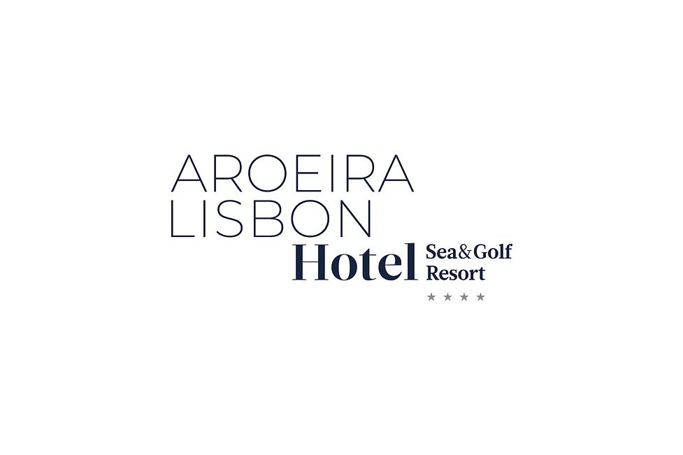 Aroeira Lisbon Hotel Logo, Branding