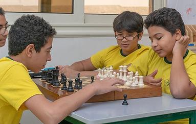 evo chess club