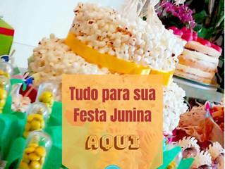 Festa Junina na sua casa - O que não pode faltar?