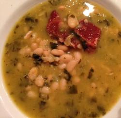 Cardo Gallego White Bean Soup