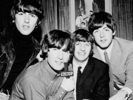 Los Beatles, pioneros también en seguros