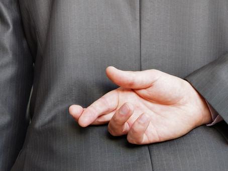 Se pilla al mentiroso… Fraude en seguros