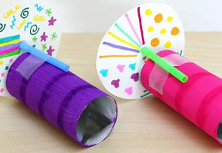 5 Experimentos sobre percepción visual para hacer con niños
