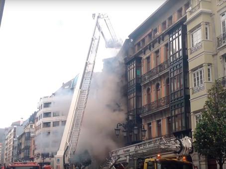 Incendio en Oviedo, derrumbamiento en Tenerife: ¿Quién paga estos siniestros?