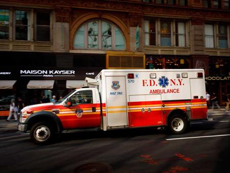 """""""Una apendicitis en Nueva York podría haberme arruinado"""""""