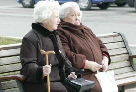 La esperanza de vida de los mayores crece durante la crisis
