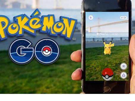 El seguro también juega a Pokémon GO