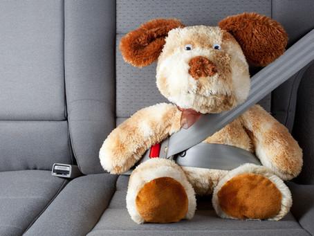 Al conducir: no discutas, no adelantes perros, no viajes con maniquís