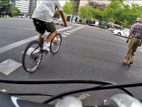 Cómo ser ciclista urbano y no morir en el intento