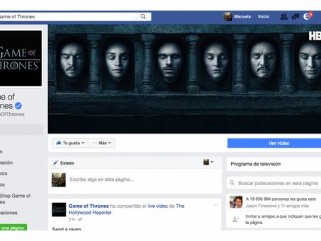 Llega el Nuevo Diseño de las Páginas de Facebook
