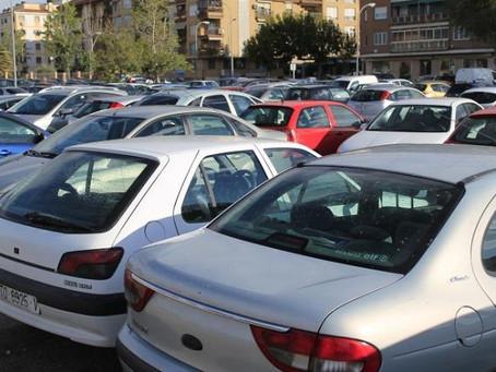 ¿Cómo dar de baja temporalmente un coche?