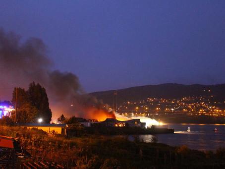 Incendio Fandicosta y cómo renacer de las cenizas