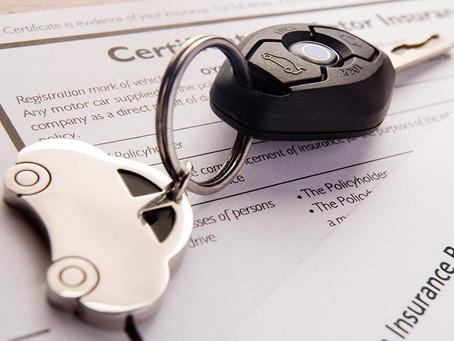 Tendrás problemas con tu seguro de coche si…