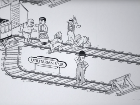 ¿Matarías a una persona para salvar a cinco? El dilema del tren que plantea un bucle infinito