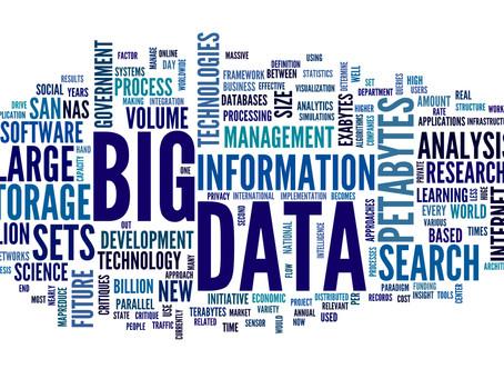 Big Data, Small Data, Dirty Data