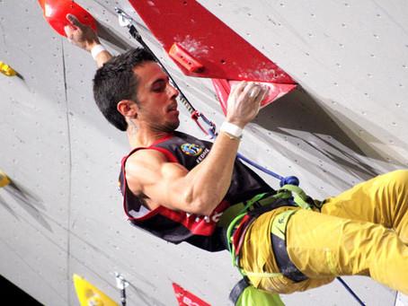 La escalada ya es olímpica... y España sin paredes