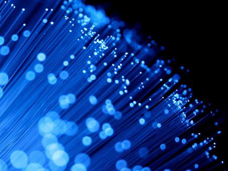 Cómo es tener la fibra óptica más rápida de todo un país